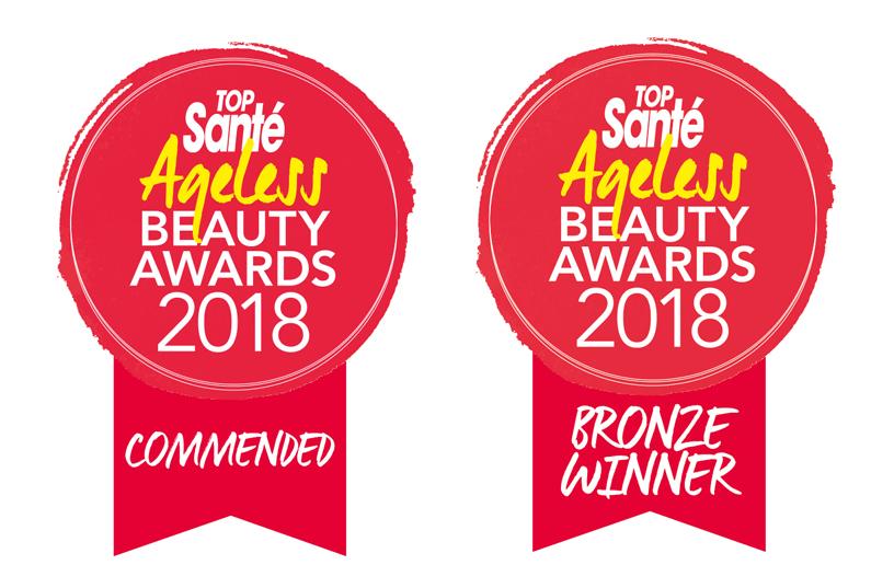 Top Santé Ageless Beauty Awards 2018