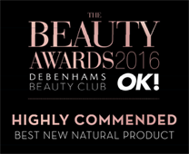 The Beauty Awards 2016 - Highly Commended