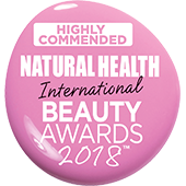 Natural Health Highly Commended 2018