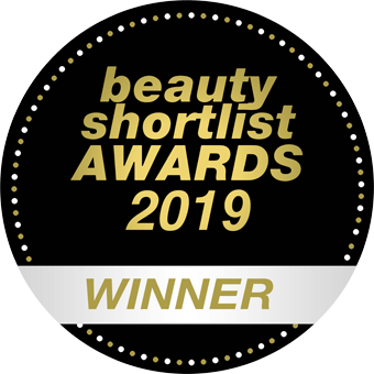 Beauty Shorlist Awards 2019 - Winner