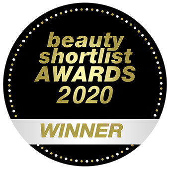 Beauty Shorlist Awards 2020 - Winner