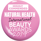 Natural Health Highly Commended 2019