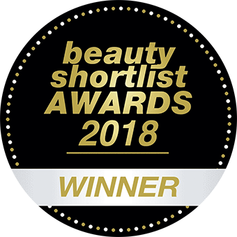 Beauty Shorlist Awards 2018 - Winner