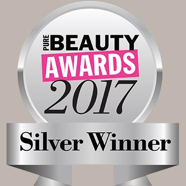 Pure Beauty Awards Silver 2017