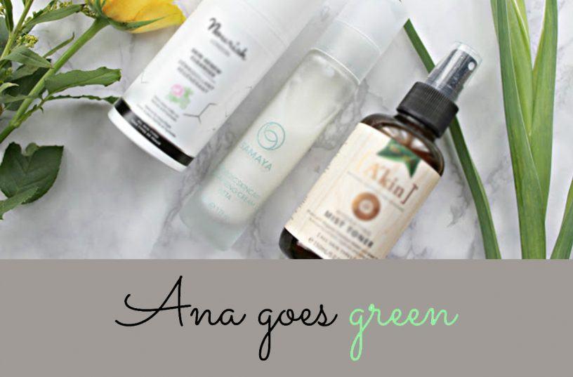 Ana Goes Green