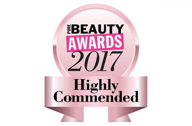 Pure Beauty Awards 2017, Highly Commended