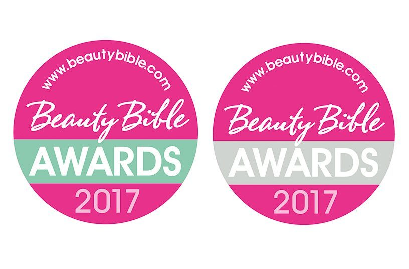 Beauty Bible Awards 2017, Silver Winner and Best Natural