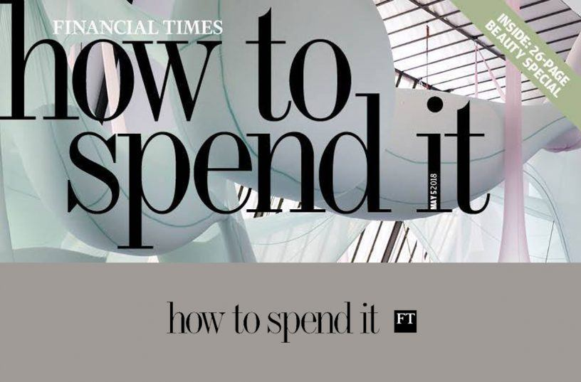 Financial Times: How To Spend It
