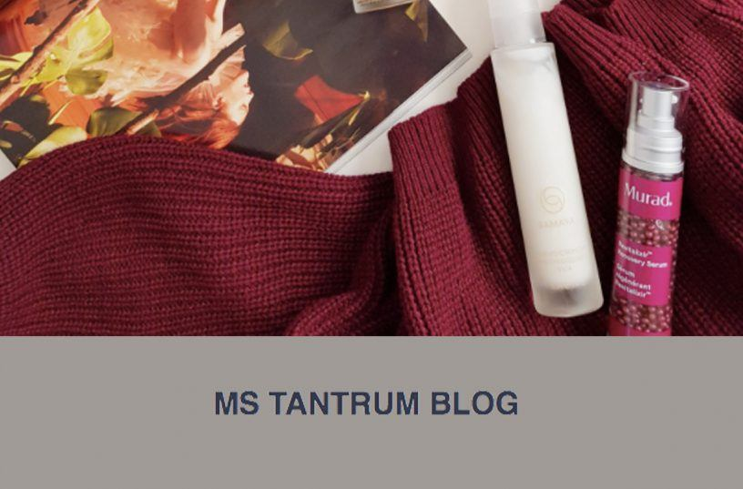 Ms Tantrum Blog